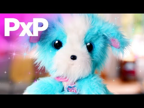 Give some TLC to Scruff-A-Luvs Real Rescue plush pets! | A Toy Insider Play by Play