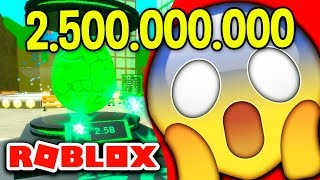 💲 2.500.000.000 FÜR ET PET 😱 - Dansk Roblox Slaying Simulator EP5