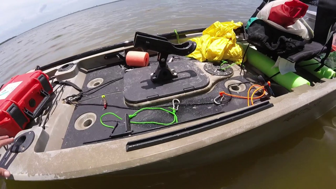 Ascend FS128T Review Inshore Kayak Fishing by fishyourassoff com