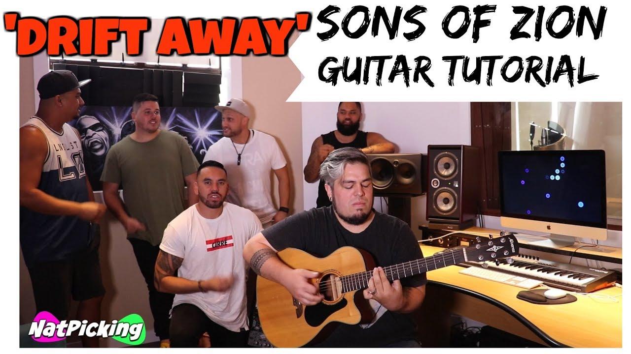 drift-away-sons-of-zion-guitar-tutorial-natpicking
