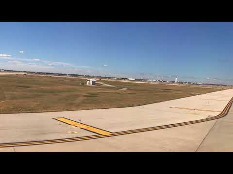 Landing Chicago O'hare airport with NCA Japan airplane
