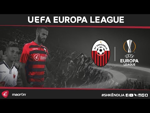 It's time for   UEFA Europa League