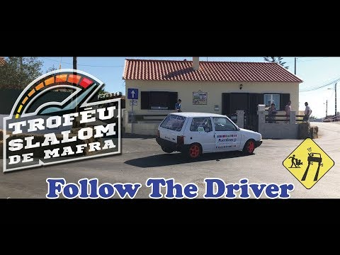 Slalom de Alcainça 2018 - Follow the Driver [Miguel Palos]