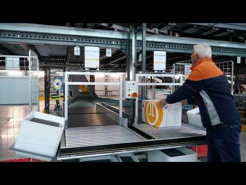 De optimale customer journey met hulp van de connected logistics van Transsmart