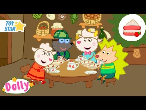 Dolly And Friends Funny Cartoon For Kids  Cake for everyone  Season 3  5 New Episodes #207