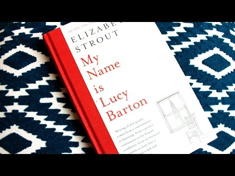 MB16 Book Review: My Name is Lucy Barton