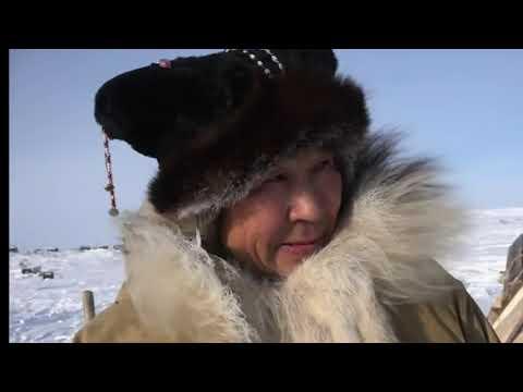 """""""Дороги, что ведут домой"""". Отрывок из видеосборника стихов Лидии Болиной.Чукотка. Канчалан."""