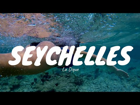 SEYCHELLES La Digue Island 4K