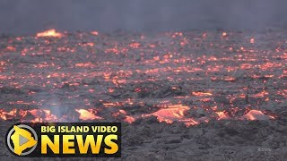 Hawaii Volcano Eruption Update - Saturday Morning (June 16, 2018)