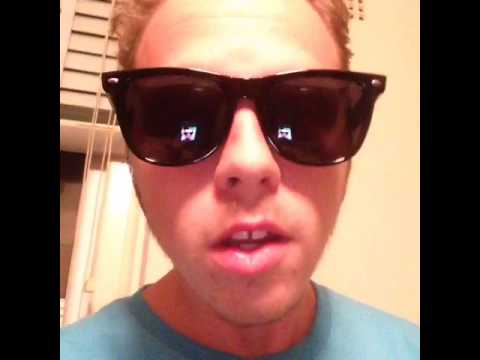 Do I Look Cool with my Sunglasses on? (Old Vine Video)