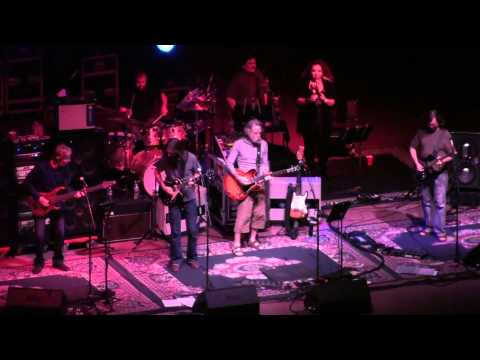 "Furthur with Chris Robinson – ""Hard to Handle"" 9-30-11 Red Rocks Morrison, CO HD tripod"