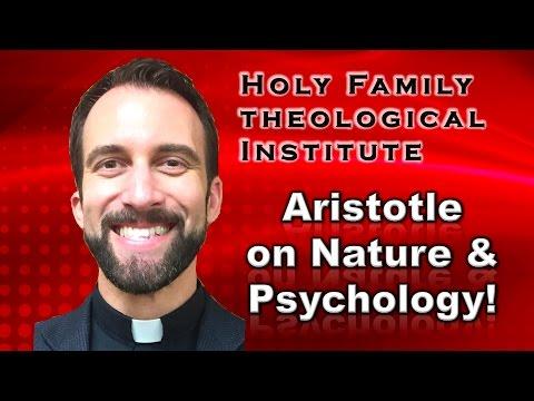 """Aristotle on Nature & Psychology"" – Ancient Philosophy, Video 25"