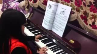 Đường và chân (piano Bảo Trang) 6