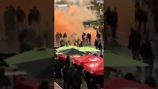 Lens attacking Valenciennes 2018 Fight