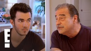 """Kevin just wants his alone time with dani...but he keeps getting interrupted by a special visitor. watch full episodes of """"married to jonas"""" here: https://e..."""