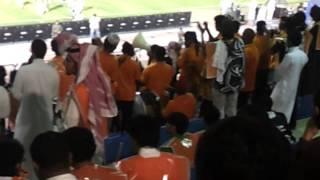 Alshabab vs Alettifaq 2012 fans 1 2017 Video
