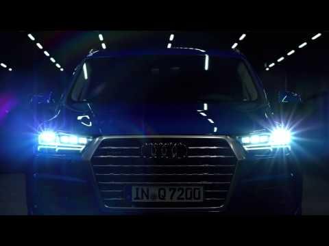 2015 Audi LED Lighting Lab - Intro Video to LED, OLED and Laser Matrix Tech