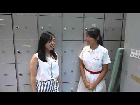 Hilary Li and Joanne Chan Joint School Singing Contest 2013 Utopia