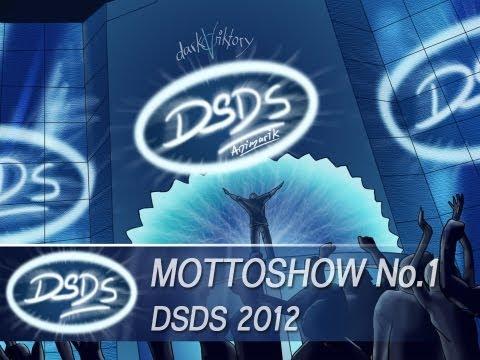 DSDS 2012 - Mottoshow 1: PARODIE ANIMATION [Animarik] (Deutschland sucht den Superstar)