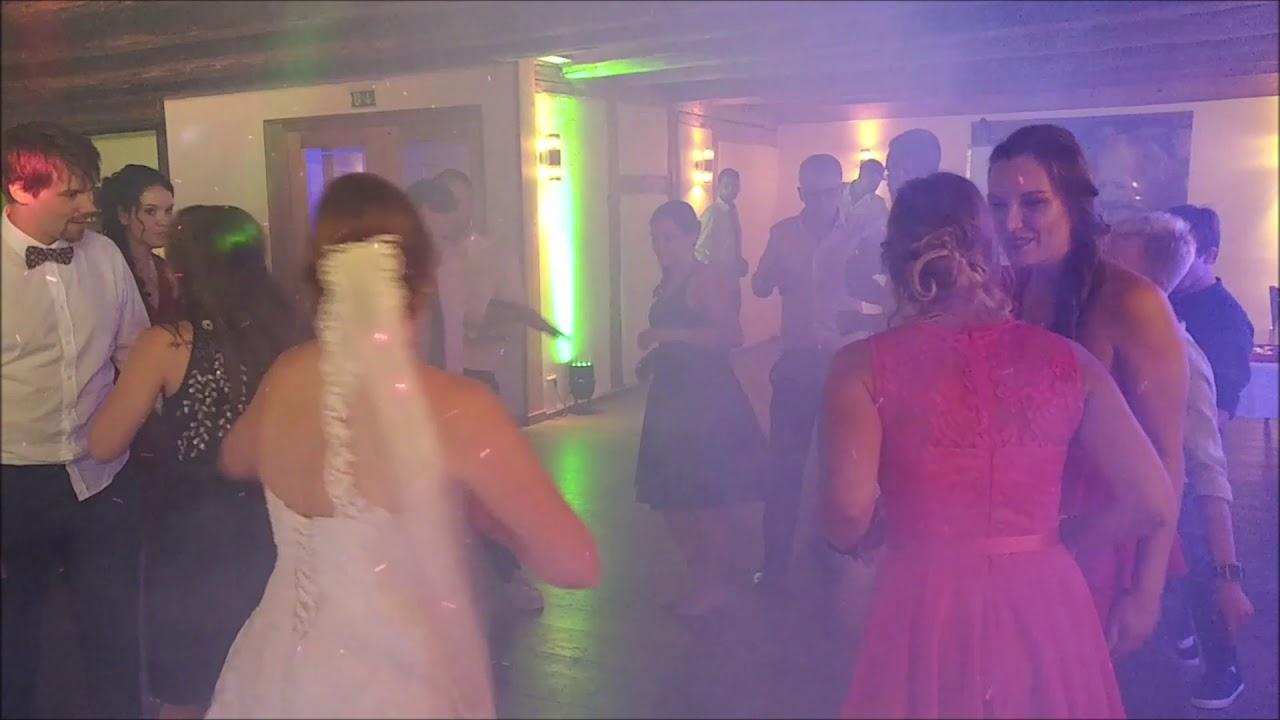 DJ Sunshine in Action @ Hochzeit von Julia & Jakob