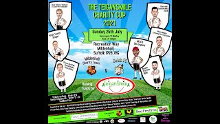 Celeb FC Team First Look July 25 - TeiganSmile Fundraising Football