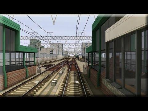 Hmmsim - Train Simulator - Android Gameplay HD