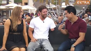 Noah Galloway on 'DWTS' Host Erin Andrews' Eye-Rolling Reaction During His Proposal