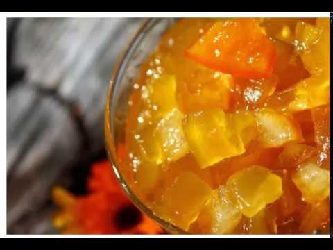 Варенье из кабачков с апельсинами! Необычайно вкусно!