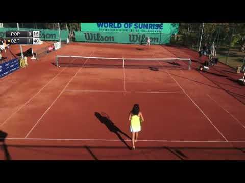 Poplavska Anastasiya V Ozturk Zeynep Naz - 2017 ITF Antalya
