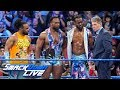 Mr. Mcmahon Gives Kofi Kingston An Opportunity To Prove Him Wrong: Smackdown Liv
