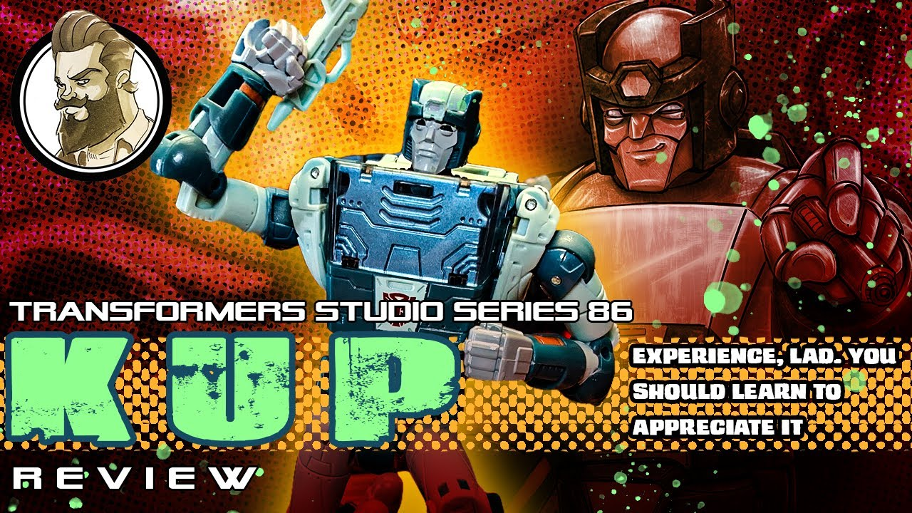 Not bad for an old Timer - Studio Series 86 Kup Review By Ham Man