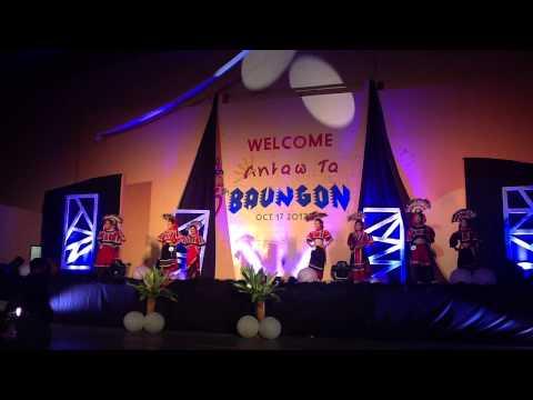 Laga Ta Baungon 2012 ( Ethnic Attire and introduction)