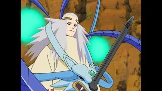 """Naruto Episode 219 """"[Filler] The Revived Ultimate Weapon"""" Part 2"""