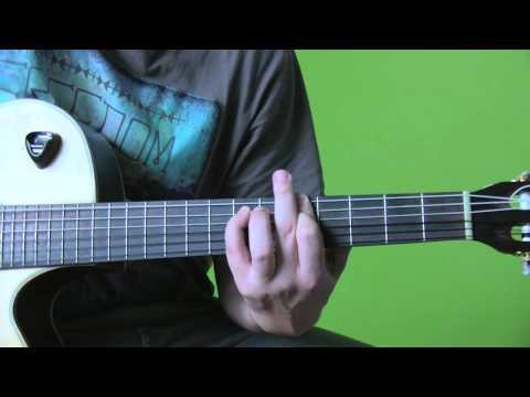 Adele - Rolling In The Deep - Guitar Tutorial
