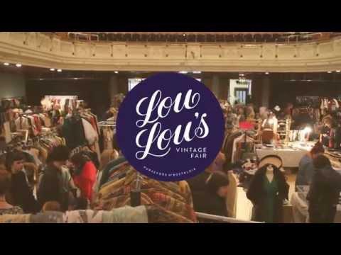 Lou Lou's │ Vintage Fair