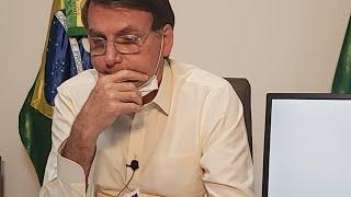 Live da Semana com Presidente Jair Bolsonaro - 16/07/2020