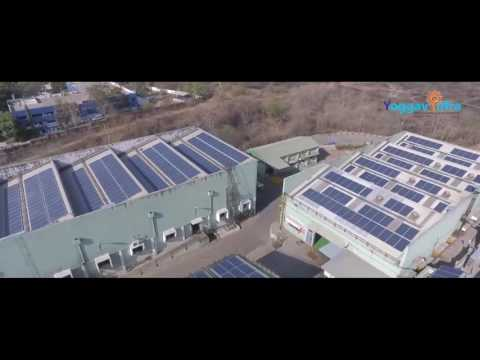 Solar Power Plant and Solar Energy System By Yoggav Infra LL