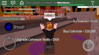 Roblox 2 player combat mining tycoon