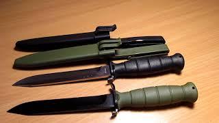 нож Glock78 и его клон от Viking Nordway.