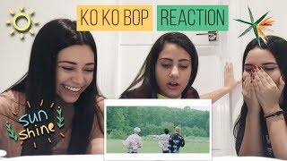 Video EXO (엑소) - KO KO BOP MV REACTION download MP3, 3GP, MP4, WEBM, AVI, FLV Oktober 2017