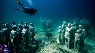 -Mysterious and Amazing things Found Underwater Hindi