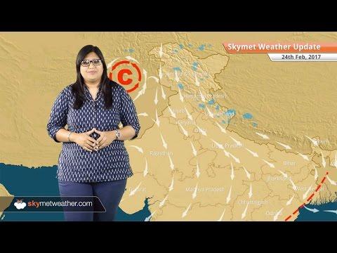 Weather Forecast for Feb 24: Maximum temperatures to rise in Delhi, Mumbai, Bangalore, and Chennai