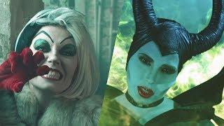 SzpaRAP - Cruella De Vil vs Maleficent - [ Szparagi ]