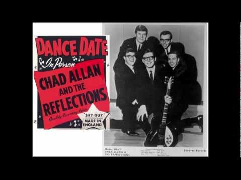 Chad Allan And The Expressions - Shakin'all Over.wmv