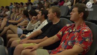 La UAL clausura el programa Study Abroad un año más