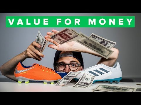 Top 5 Cheap Football Boots under 120€ 2017
