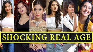 Gambar cover Shocking Real Age of Top 12 Grown Up Tv Child Actress 2019