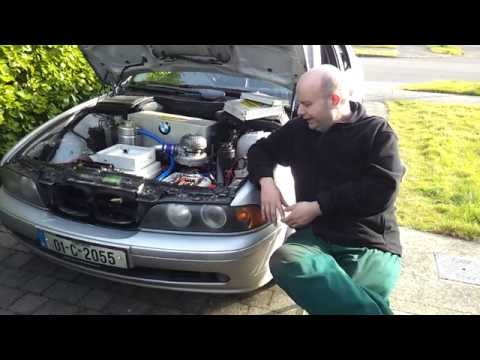 BMW E39 EV Conversion 42 17k Mile Update