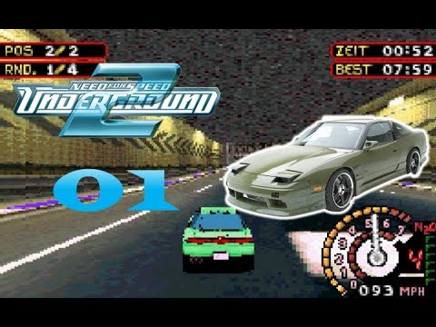 4f379b696 Need For Speed: Underground 2 Part 1: Need For Speed für GBA! - YouTube