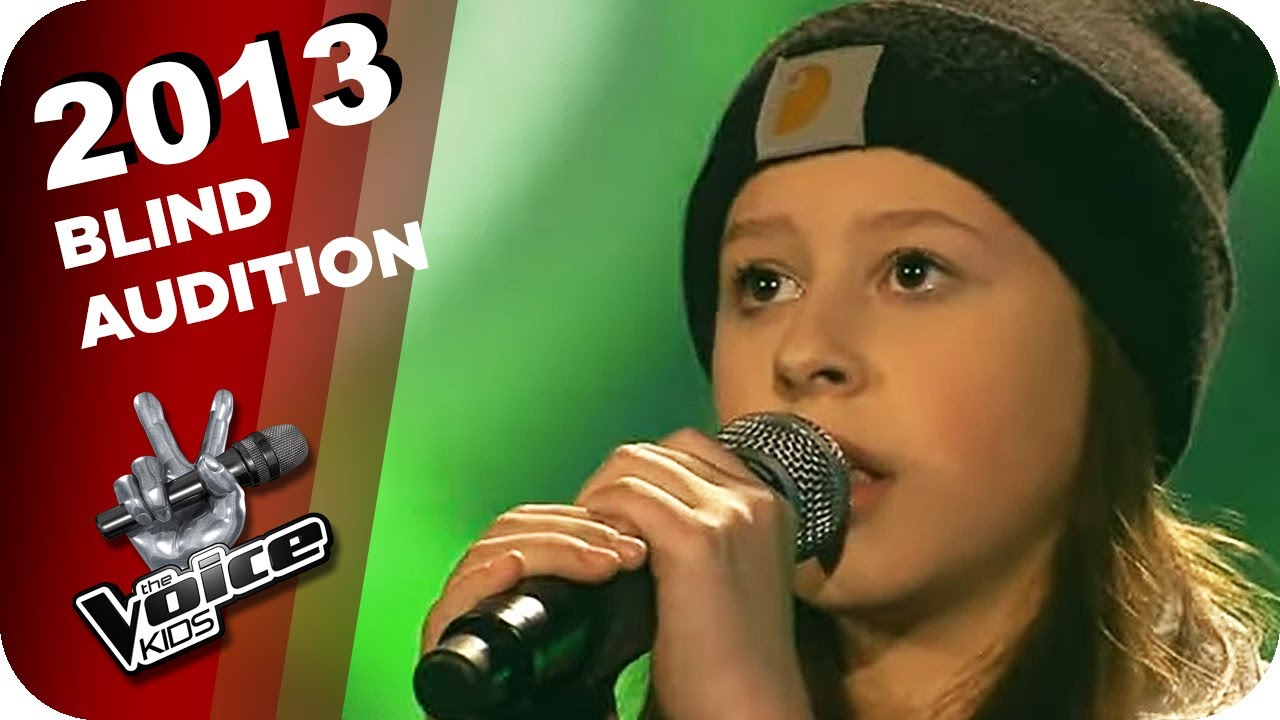 Bruno Mars - Count On Me (Lisa) | The Voice Kids 2013 | Blind Auditions | SAT.1